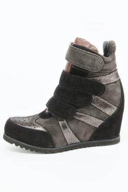 Ботинки Svetski                                                                                                              серый цвет