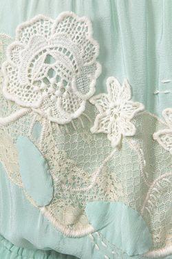 Платье Athe Vanessa Bruno                                                                                                              зелёный цвет