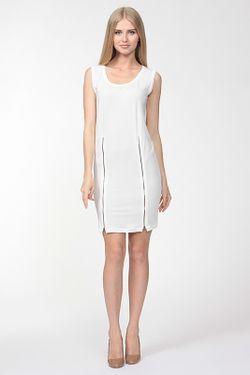 Платье Maison Margiela                                                                                                              белый цвет
