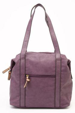 Сумка Nica                                                                                                              фиолетовый цвет