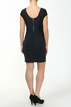 Платье Vila                                                                                                              черный цвет