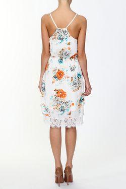 Платье Sweewe Paris                                                                                                              бежевый цвет