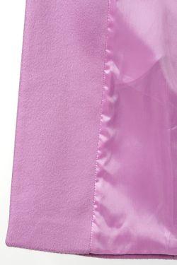 Пальто Versace Collection                                                                                                              фиолетовый цвет
