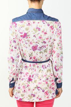 Рубашка Gaudi                                                                                                              многоцветный цвет