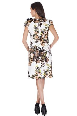 Платье Mannon                                                                                                              бежевый цвет