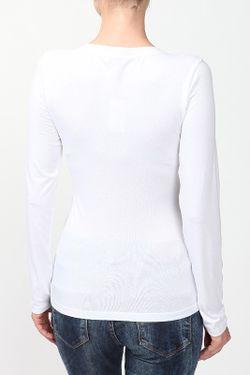 Футболка Bebe                                                                                                              белый цвет