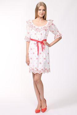 Платье С Поясом Alice By Temperley                                                                                                              розовый цвет