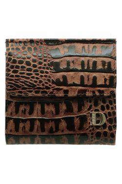 Кошелек Dimanche                                                                                                              коричневый цвет