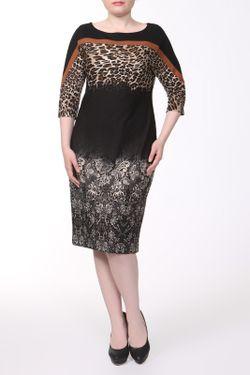 Платье Alkis                                                                                                              коричневый цвет