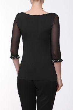 Блуза Casca                                                                                                              черный цвет