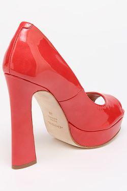 Туфли Gode                                                                                                              красный цвет