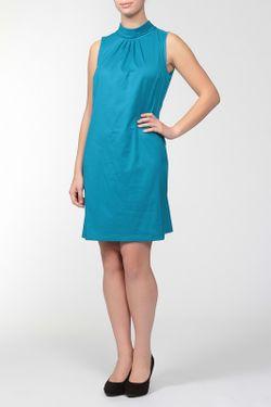 Платье Caractere                                                                                                              синий цвет