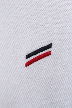 Поло Daniel Hechter                                                                                                              белый цвет