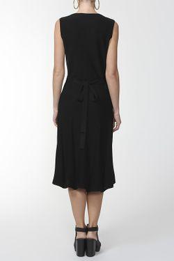 Платье Вязаное Valentino                                                                                                              черный цвет