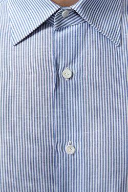 Рубашка Valentino                                                                                                              голубой цвет