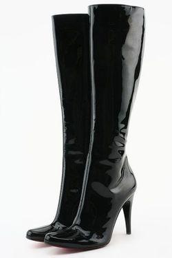 Сапоги Gianmarco Benatti                                                                                                              черный цвет