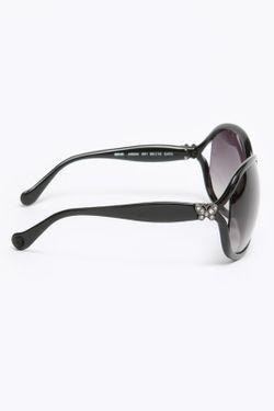Солнцезащитные Очки Anna Sui                                                                                                              чёрный цвет