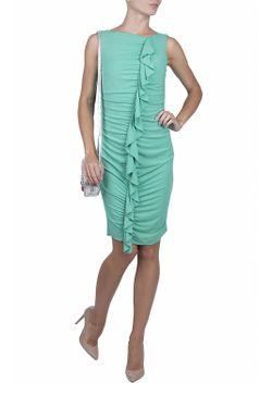 Платье Love Moschino                                                                                                              зелёный цвет