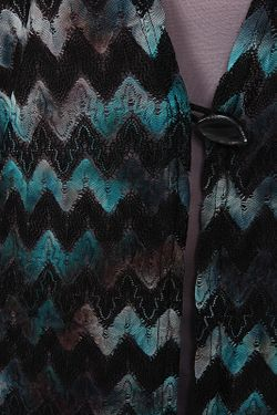 Кардиган Кружево LINA                                                                                                              голубой цвет