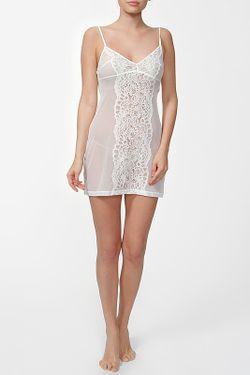 Сорочка Ночная La Perla                                                                                                              белый цвет