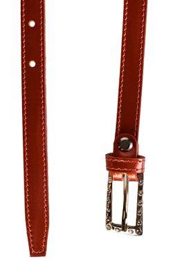 Ремень Marina Creazioni                                                                                                              оранжевый цвет