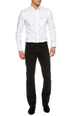 Рубашка Emporio Armani                                                                                                              белый цвет