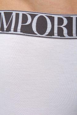 Боксеры Emporio Armani                                                                                                              белый цвет