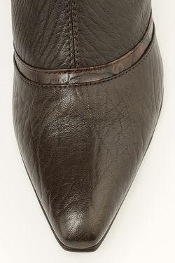 Полусапоги Giorgio Fabiani                                                                                                              коричневый цвет