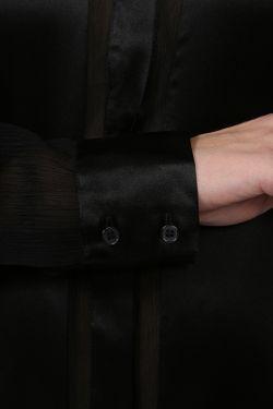 Рубашка Bebe                                                                                                              черный цвет