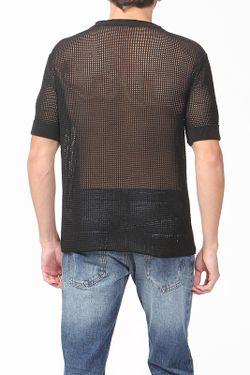 Пуловер Вязаный Dolce & Gabbana                                                                                                              чёрный цвет