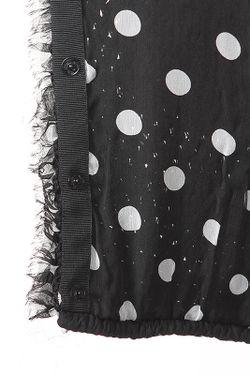 Жакет Вязаный Dolce & Gabbana                                                                                                              чёрный цвет