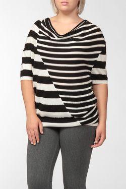 Пуловер Джерси Carolina Herrera                                                                                                              чёрный цвет
