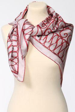 Платок Valentino                                                                                                              красный цвет