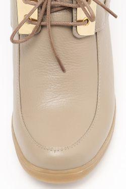 Ботинки Grand Style                                                                                                              коричневый цвет