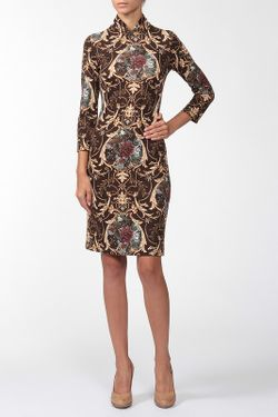 Платье Adzhedo                                                                                                              коричневый цвет