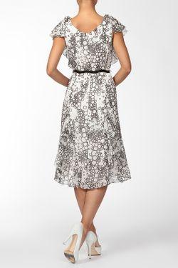 Платье С Ремнем Carolina Herrera                                                                                                              фиолетовый цвет