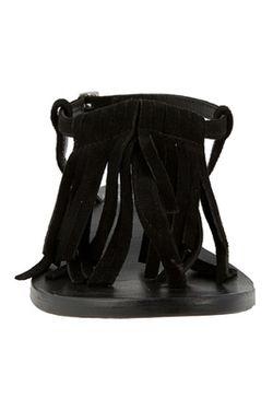 Сандалии Studio Pollini                                                                                                              черный цвет
