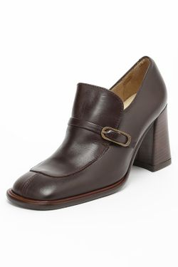 Туфли Zinda                                                                                                              коричневый цвет
