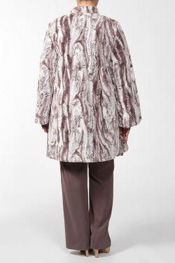 Искусственная Шуба Queen-Size                                                                                                              серый цвет