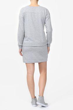 Платье Трикотажное Relax Mode                                                                                                              серый цвет
