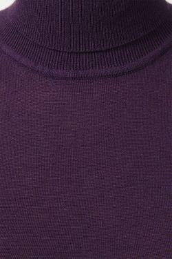Свитер Русский Сезон                                                                                                              фиолетовый цвет