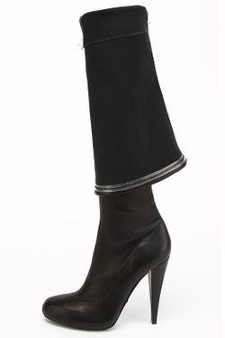 Сапоги Roberto Cavalli                                                                                                              черный цвет