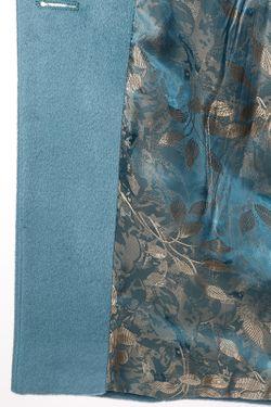 Пальто Амулет                                                                                                              голубой цвет