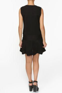Платье ICEBERG                                                                                                              черный цвет