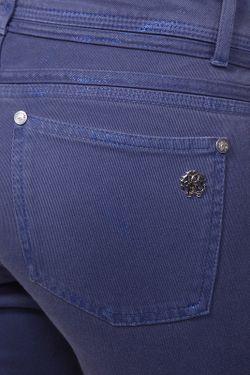 Джинсы Roberto Cavalli                                                                                                              синий цвет