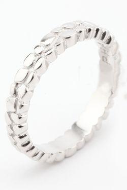 Кольцо Phantasya                                                                                                              Серебряный цвет