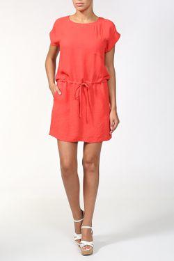 Платье Athe Vanessa Bruno                                                                                                              красный цвет