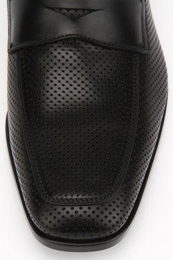 Туфли Giorgio Armani                                                                                                              черный цвет