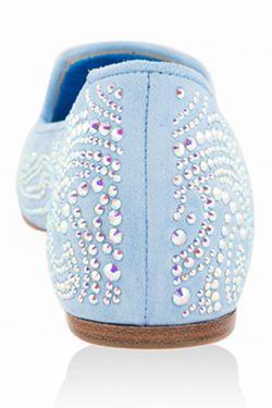 Туфли Le Silla                                                                                                              голубой цвет