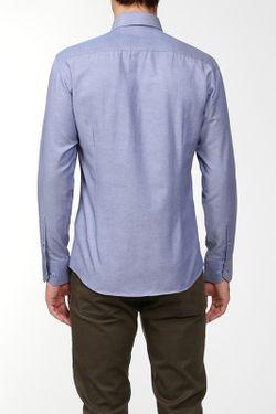 Рубашка Alex Dandy                                                                                                              синий цвет